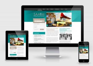 SAAIM Web Designer